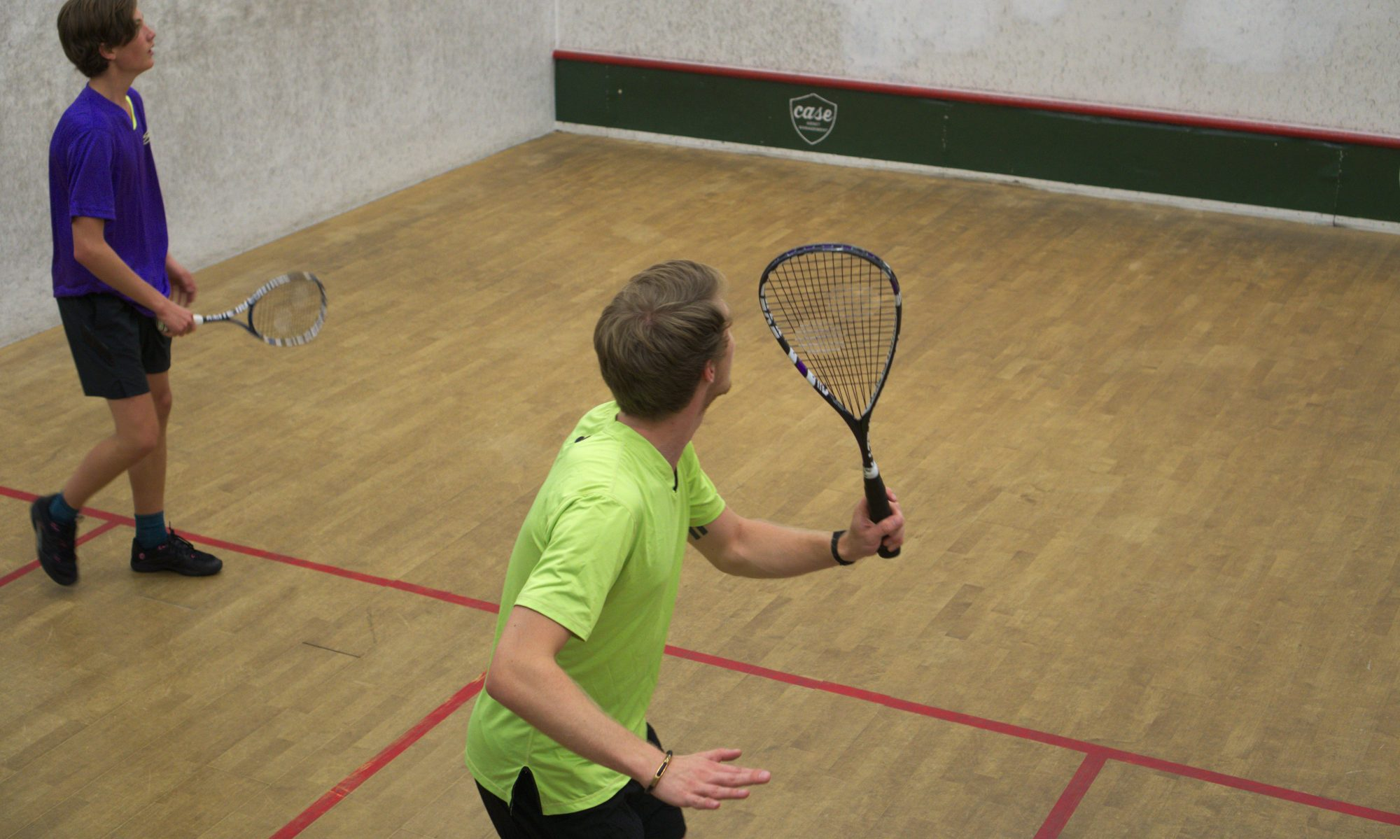 INTERSQUASH CLUB